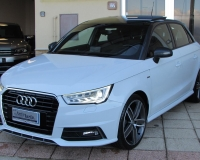 Audi A1 SPB 1.6 TDI 115 CV S.Line Interior/Exterior Tetto apribile-Fari Xenon Plus full Led - Bicolor
