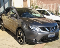 n.2 Nissan Qashqai 1.5 dCi N-Connecta Navigatore+Telecamere+Tetto Panoramico